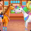 Horse and Unicorn Caring APK