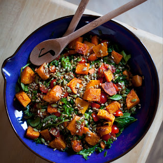 Butternut Squash Spinach Salad Recipes