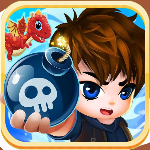 Bomber Legend: Super Hero Battle Of Warriors (game)