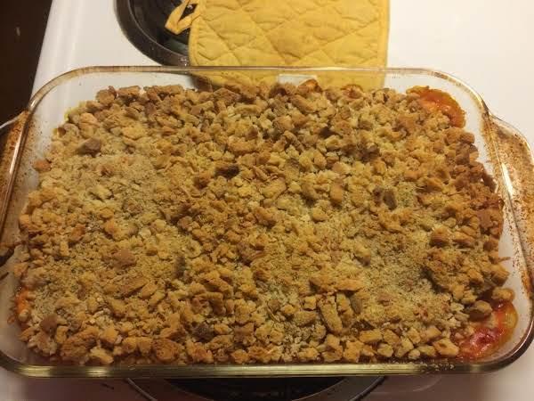 Left Over Rotisserie Chicken Parmesan Casserole Recipe