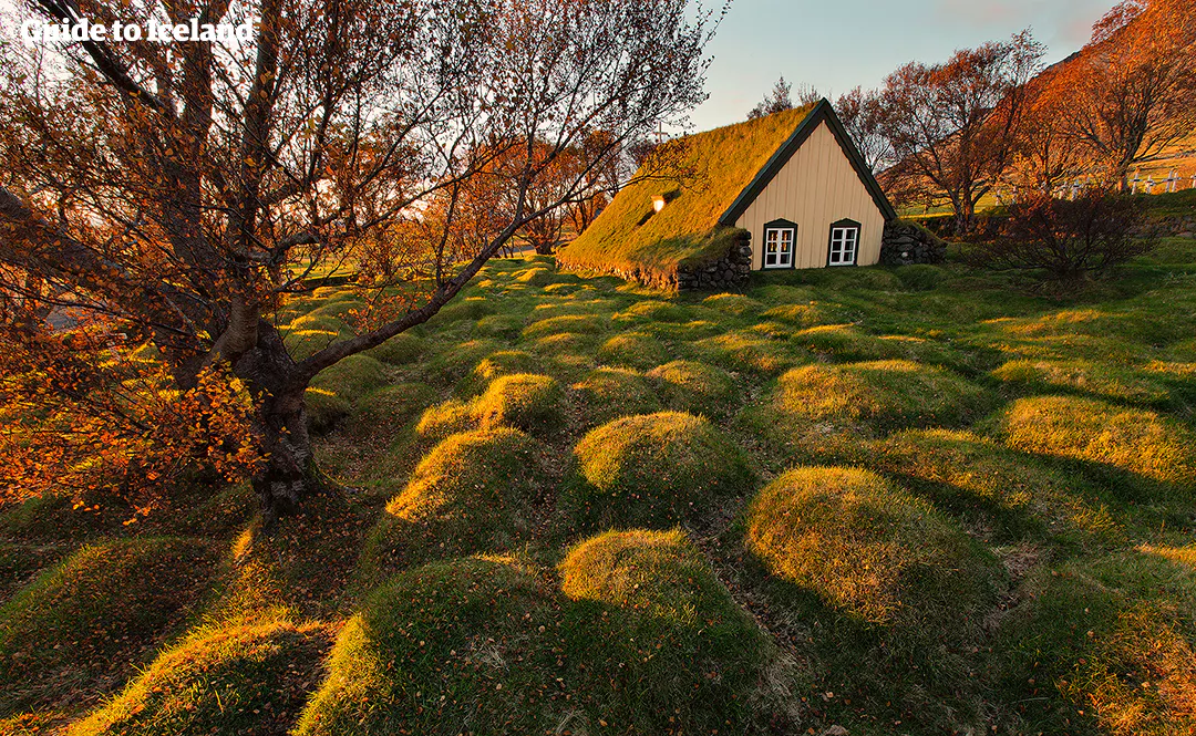 Cabins in Iceland