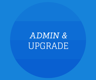 Admin & Upgrade Self-Paced