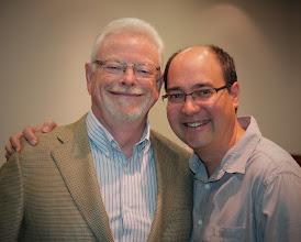 Photo: Larry Allen & Paul Wilson