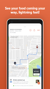 Swiggy Food Order & Delivery App Latest Version Download For Android and iPhone 6