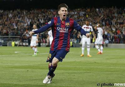 """Messi: """"Il faut faire pareil au retour"""""""