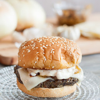 Vegetarian Mushroom Burgers