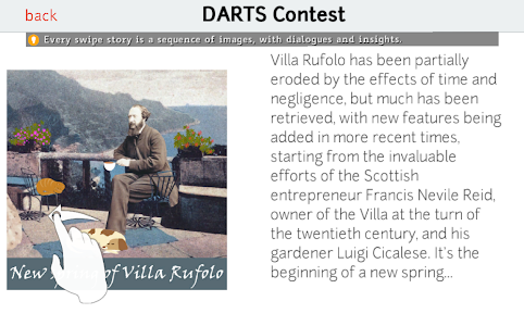 New spring of Villa Rufolo screenshot 0