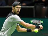 Khachanov klopt Del Potro en bereikt voor het eerste kwartfinale op Grand Slam
