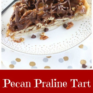 Pecan Turtle Tart