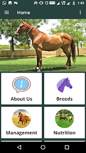 Infoequine by ICAR-NRCE- screenshot thumbnail