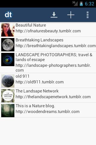 download tumblr