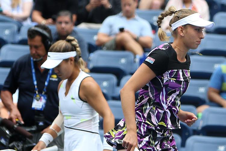 Het mooie parcours van Elise Mertens in deze US Open