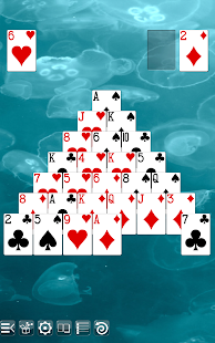 Pyramid Solitaire Free- screenshot thumbnail