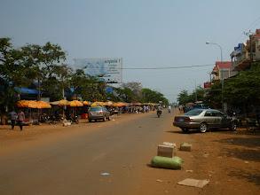 Photo: Preah Vihear je v podstatě městečko vybudované na křižovatce dvou cest.