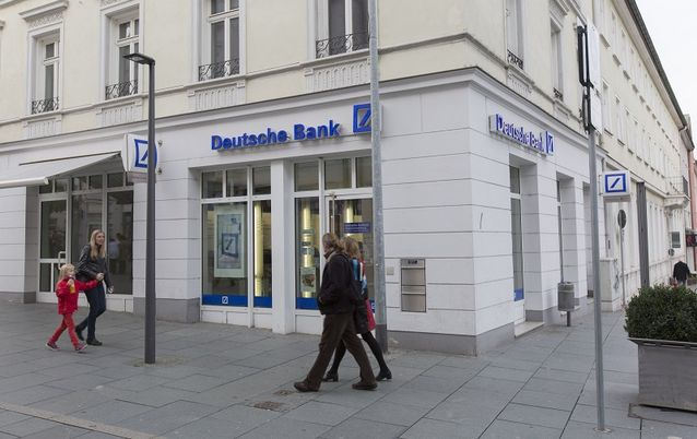 Deutsche Bank. Picture: REUTERS
