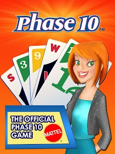 Phase 10 - Play Your Friends! Screenshot 1