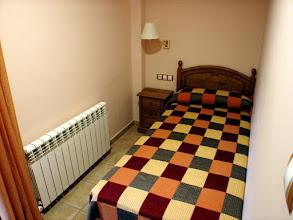 Photo: Habitación individual.