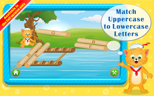 Learn ABC Letters with Captain Cat  screenshots 13