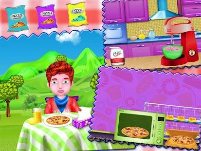 Tải Nhà hàng pizza Đầu bếp Trò chơi nhà sản xuất cho APK
