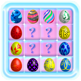 Eggs Easter Pairs Memory Match Apps On Google Play