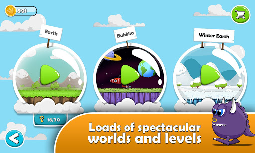 Code Triche Bubbles Era Adventures apk mod screenshots 2