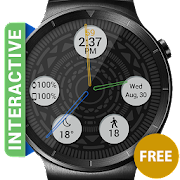 Ore-O Themed HD Watch Face & Clock Widget