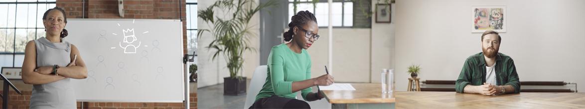 Brug selvpromovering som et middel til at få større selvtillid