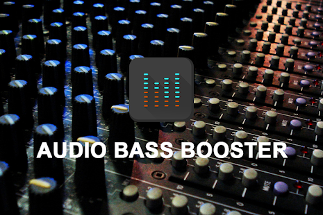 Audio Bass Booster - náhled