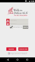 Screenshot of ALS Walk