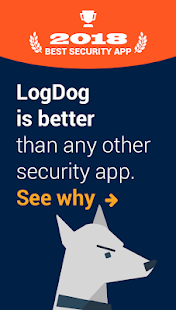 App LogDog - Mobile Security 2018 APK for Windows Phone