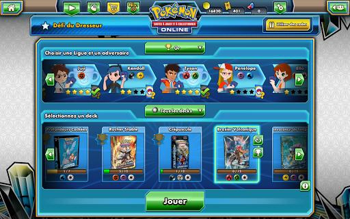 JCC Pokémon Online  screenshots 5