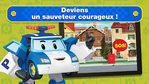 Télécharger Robocar Poli Jeux pour Enfant・Kids Games for Boys APK MOD (Astuce) screenshots 1