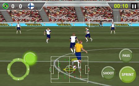 Ultimate Football Real Soccer 2.3 screenshot 964656