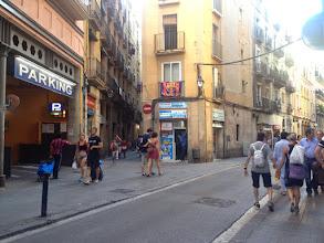 Photo: Streets of Barcelona