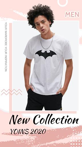 YOINS-fashion clothing-your wardrobe 6.3.2 screenshots 2