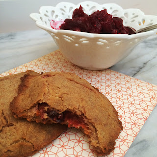 Low Carb Cranberry Pumpkin Pies
