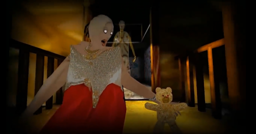 Foto do Scary Rich & elsa Chapter 2 - The Horror Game 2019