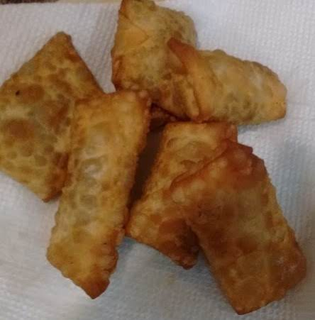 Fried Won Tons By Maggie Recipe