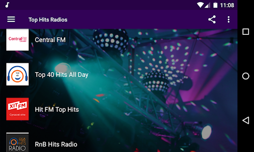 Top Hits Radios – Latest Popular Music In Pop, R&B 6