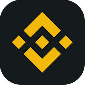 Binance Exchange -  Cryptocurrency Trading App Icon