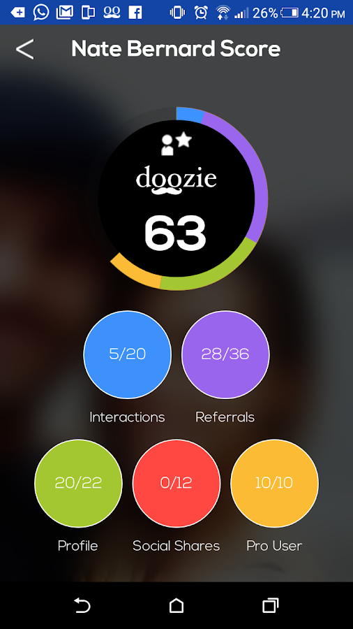 Doozie- screenshot