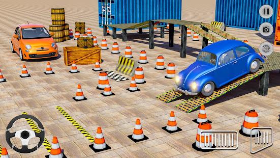 Smart Car Classic Parking Drive Adventure for PC-Windows 7,8,10 and Mac apk screenshot 1