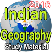 Indian Geography - Material