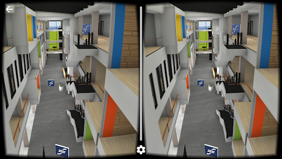Frankfurt School in 3D- screenshot thumbnail
