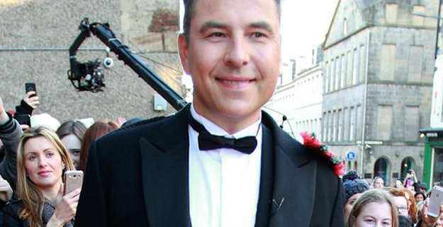 David Walliams looking for love at BGT auditions