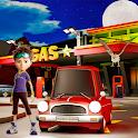 Mini Car Toon Driving : Car Games 2021 icon