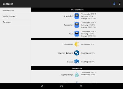 shc SmartHome Control screenshot 7