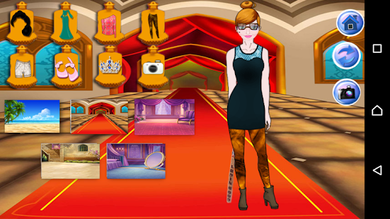 Fashion Shop Dress Up Games Android Apps On Google Play