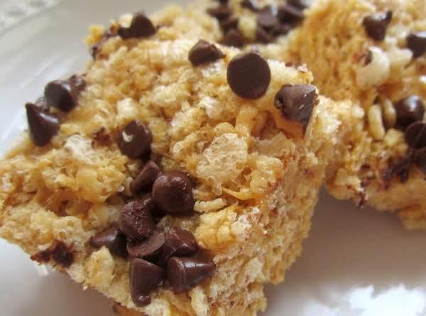 Lad's Peanut Butter Rice Krispy Treats Recipe
