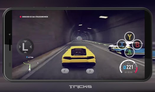 Nitro The Fast and the Furious tricks - náhled